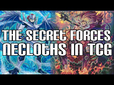 Yugioh The Secret Forces - Necloths Coming To The Tcg video