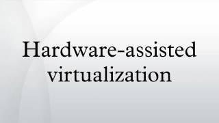 download lagu Hardware-assisted Virtualization gratis