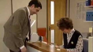 Mr Bean - in the hospital (with Dutch subtitles)