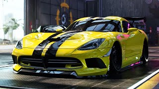 Dodge Viper Drift Build - Need for Speed: Heat Part 17