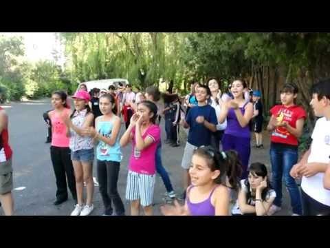 Спортивные игры, Пшеничное Зерно, Армения, 2012