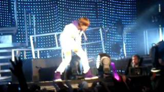 Justin Bieber Concert @ Times Union Center ...intro Love Me