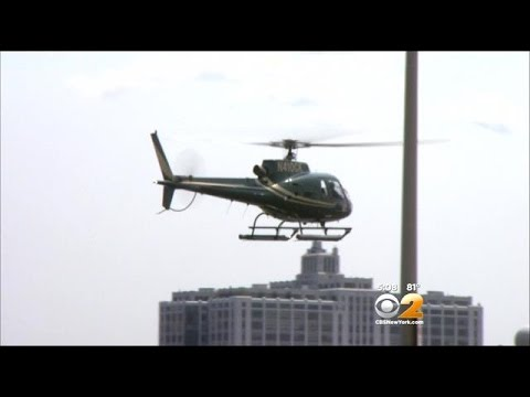 NJ Lawmaker Wants To Ban Tourist Helicopter Rides Over The Hudson