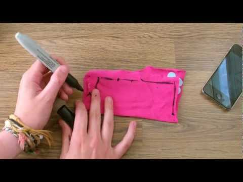 DIY - Easy Iphone Sleeve