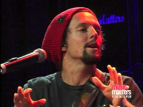 Jason Mraz - The Remedy (i Won't Worry) (live At Music Matters) video