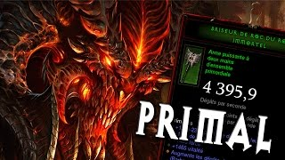 1000 Upgrades Primal Drop Rate Test ~ Diablo 3 [2.5]