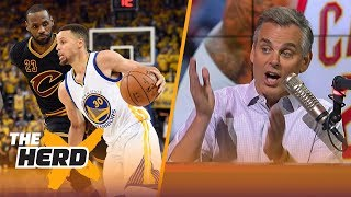 Colin Cowherd's Top-10 Players in the NBA right now | NBA | THE HERD