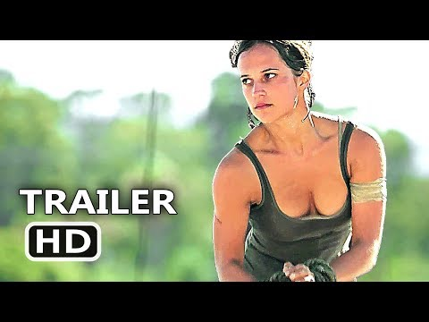 TOMB RAIDER Extra Footage Full online (2018) Alicia Vikander Action Movie HD