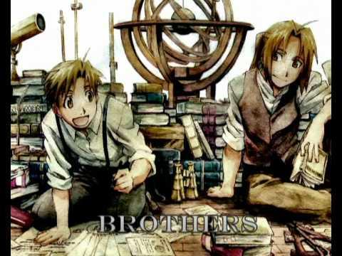 Brothers (English) ~ Gohoshi Cover