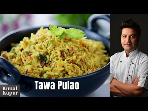 Masala Pulao from Leftover Rice | Kunal Kapur Recipes | Best Leftover Recipes