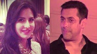 Salman Khan calls Ex-Girlfriend Katrina Kaif as KATRINA KAPOOR