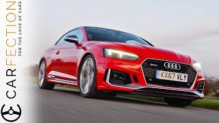 Audi RS5: Does It Deserve The RS Badge? - Carfection