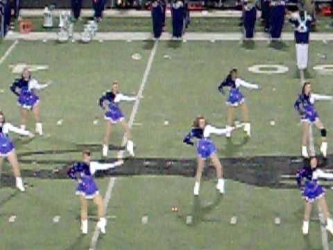 Lufkin High School Majorettes 2010