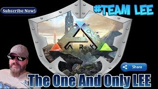 PS4- ARK TEK BUILD ON MAP VALGUERO