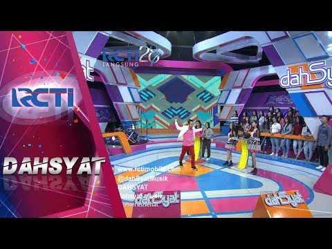 DAHSYAT - Diih Kocak, Denny Ngambek Saat Jadi Host Game [21 Juli 2017]