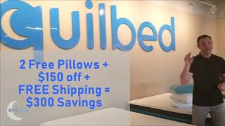 Save $300 on the better bed in a box!