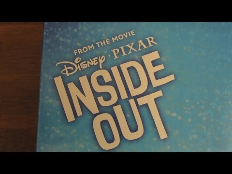 Pixar's Inside Out Headquarter Quartier General Toy Review