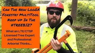 More Than Just A Handy Firewood Tool: LogOX Proves Itself To Tree Experts