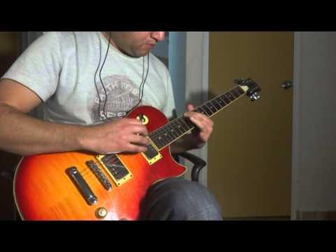 Larry Carlton - Slow Blues - Key Of A