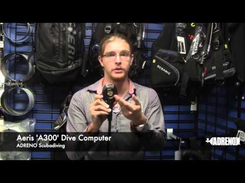 Aeris 'A300 ai' Dive Computer