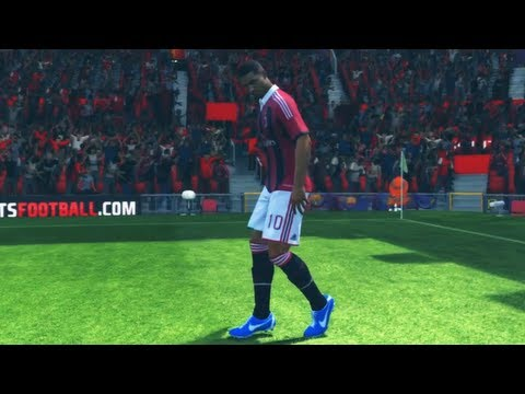 FIFA 13 - 'Moonwalk' Celebration Tutorial HD