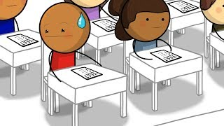 Skipping in High School by : sWooZie