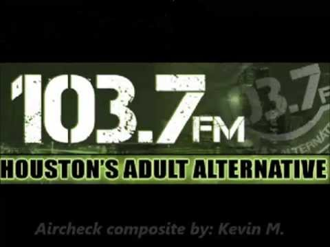 103.7FM Houston - Composite #2 (2009-2012) Music Videos
