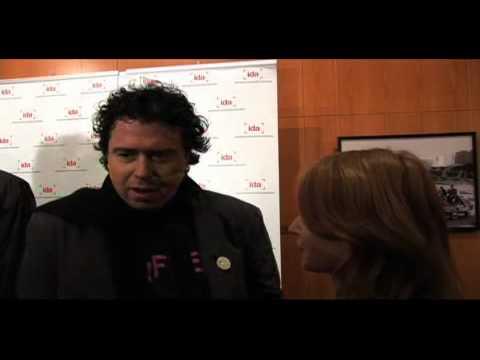 2009 IDA Awards: Sacha Gervasi (Anvil)