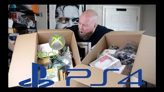 I bought a $1,719 Amazon Customer Returns Electronics Pallet + PS4 & XBOX ONE GAMING