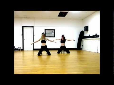 Ciara Ride It Official music video choreography