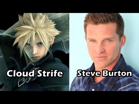 Characters and Voice Actors - Final Fantasy VII: Advent Children (Complete Edition)