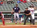 Indianapolis' Luplow doubles in two runs