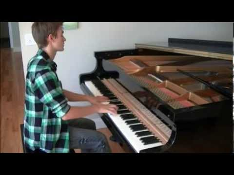 Christina Perri: A Thousand Years (Elliott Spenner Piano Cover)