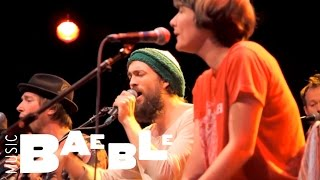 Edward Sharpe and the Magnetic Zeros - Man On Fire || Baeble Music