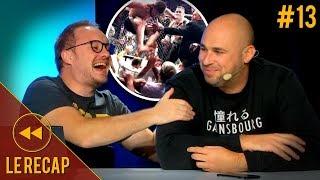 Le débordement McGregor vs Khabib expliqué par First Team /w Vinz Magicien - Le Recap S3#13