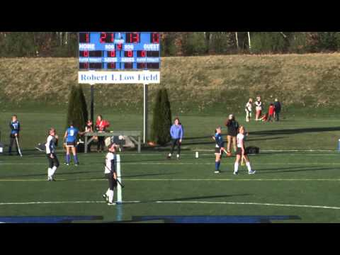 Tabor Academy at Holderness School Fall 2012 (Video Two of Four)