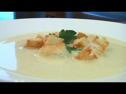 Как готовить суп-пюре - видео