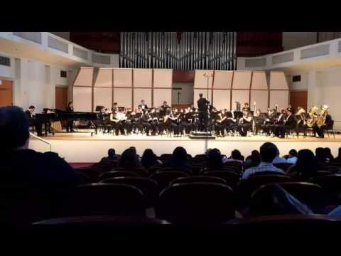 Miami Coral Park Senior High School Wind Ensemble -  Watchman, Tell Us of the Night Mark Camphouse