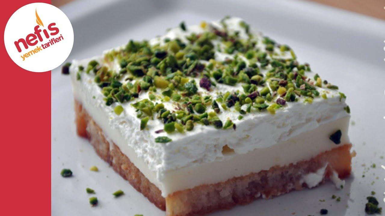 Etimek Tatlısı Tarifi - Nefis Yemek Tarifleri - YouTube