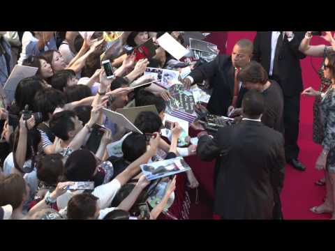 Mission Impossible 5 Rogue Nation Tokyo Premiere Red Carpet - Tom Cruise, Christopher McQuarrie