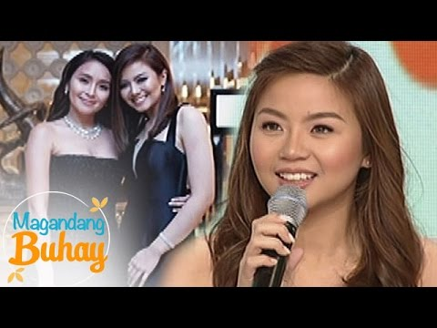 Magandang Buhay: Miles' reunion with Kathryn
