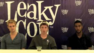 Leaky Con 2012: Interview with HP Actors
