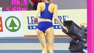 Women's High Jump Qualification - European Athletics Indoor Championships Glasgow 2019