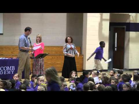 Lipscomb Academy Elementary School Awards Day - 5/23/14 - 05/27/2014