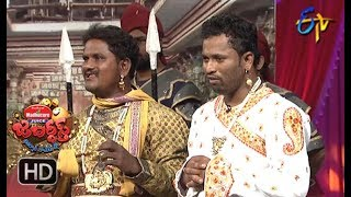 Kiraak RP Performance   Jabardasth    12th April 2018     ETV  Telugu