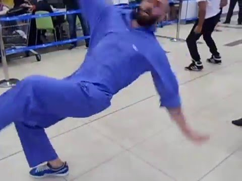 Konkani Songs Ye Ye Katrina. Deira City Centre Dancing Moves video