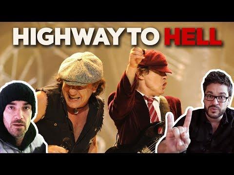 L'histoire de HIGHWAY TO HELL de AC/DC (feat. Aldebert) - UCLA