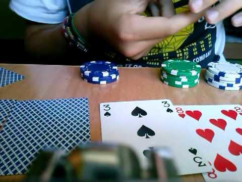 Como jugar poker reglas