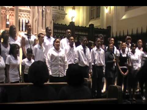 Total Praise -West Side Leadership Academy-St. Philip Neri-10-22-10