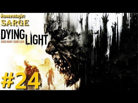 Zagrajmy w Dying Light PS4 odc. 24 Nocna wspinaczka na moście